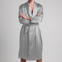 Online 100 Short Silk Dressing Gown, Best Silk Mens Dressing Gown