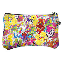 Stickers Makeup Case