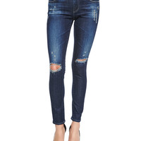 Women's Legging Ankle Jeans, 2 Years Night - AG - years night div
