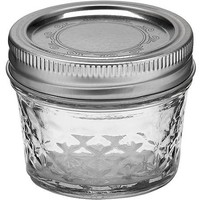 Ball 12-Count 4-Ounce Jelly Jars with Lids and Bands - Walmart.com