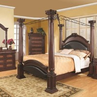 St. Paul 5 Piece Bedroom Set California King