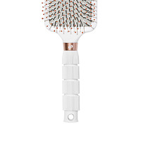 T3 Smooth Paddle Brush in White | REVOLVE