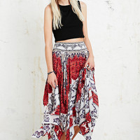 Free People Printed Voile Skirt - Urban Outfitters