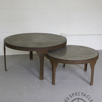 Numéro 4 Small Concrete Coffee Table