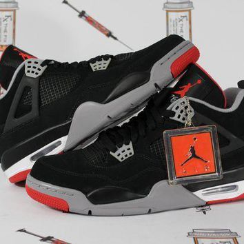 PEAPNT Whosale Online Air Jordan 4 Retro 'Bred' 2012