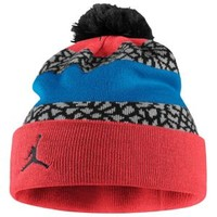 Jordan Jumpman Striped Beanie - Adult