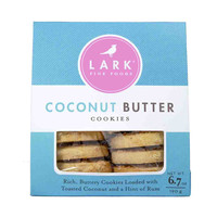 Coconut Butter Cookies by Lark Fine Foods 6.7 oz
