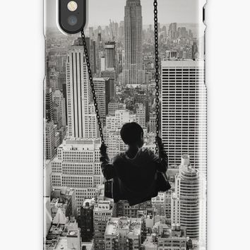 'Playground Swings by GEN Z' Coque et skin iPhone by Gen-Z