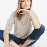 Womens Mohair-Blend Sweater | Womens Tops | Abercrombie.com
