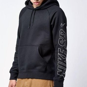 ONETOW Nike SB Icon GFX Pullover Hoodie at PacSun.com