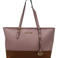 MICHAEL Michael Kors Color Block Jet Set Tote