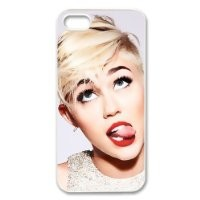 Miley Cyrus Case for Iphone 5/5s Petercustomshop-IPhone 5-PC02169