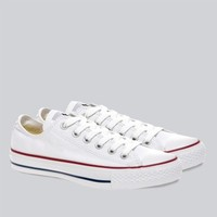 Converse - All Star Ox White Trainers | SHOES | nigelclare.com