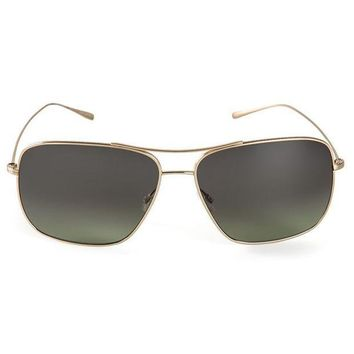 ICIKIN3 Oliver Peoples 'Berson' sunglasses