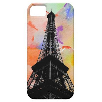 Eiffel Tower iPhone SE/5/5s Case
