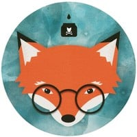Mr Fox Mulder Mousepad