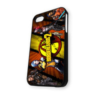 Borderlands 2 Design iPhone 4/4S Case