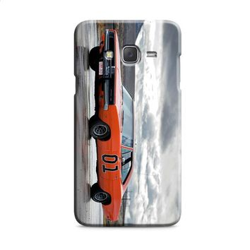 Dukes Of Hazzard (general lee) Samsung Galaxy J7 2015 | J7 2016 | J7 2017 Case