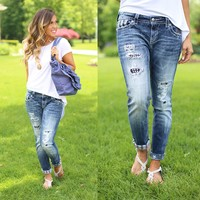 Miss America Skinny Jeans by Miss Me