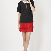 **Sunray Pleated Skirt by Unique - Topshop