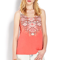 Favorite Tribal Print Tank