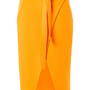 Eyelet Wrap Midi Skirt - SUMMER COLOUR - We Love