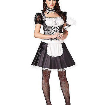 Adult Sassy Maid Costume - Spirithalloween.com