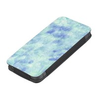 Customizable iPhone pouch - Blue lagoon iPhone 5 Pouch