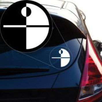Star Wars Death Star Vinyl Decal Sticker car wall