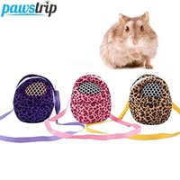 Small Animal Carrier Bag - Great for Hedgehogs, Rabbits, Hamsters, etc...