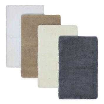 Kenneth Cole Reaction Home Luxury 27-Inch x 45-Inch Bath Rug