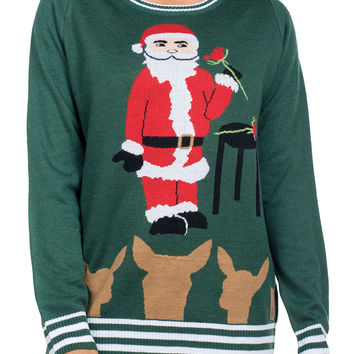Women's Rose Ceremony Ugly Christmas Sweater