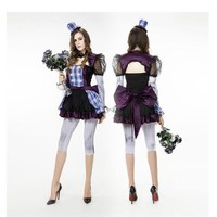 PEAPG Halloween Vintage Palace Princess Devil Costume [8978932423]
