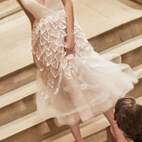 Heidi Tea Length Dress | Moda Operandi