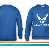 U.S. Air Force crewneck sweatshirt