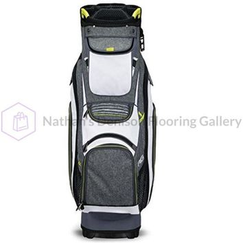 Callaway ORG 14 Cart Bag - Titanium/White/Neon Yellow