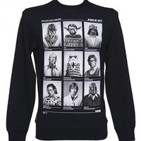 Men's Navy Class Of 77 Star Wars Sweater From Chunk : TruffleShuffle.com