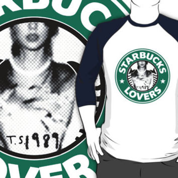 Starbucks Lovers Taylor Swift 1989 Blank Space Tshirt
