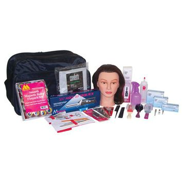 Marianna Soft Side Complete Beauty School Student Kit Without Dryer