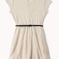 Sweet Crochet Lace Dress (Kids)