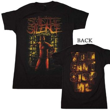 Official Suicide Silence Can't Stop Me T-Shirt
