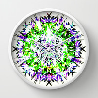 HASI Wall Clock by Chrisb Marquez
