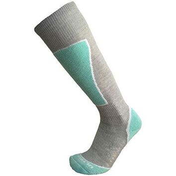 Ultimate Socks Womens Lightweight Merino Wool Ski Snowboard Performance