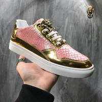 Versace Low Top Speed Sneakers Dsu6721 - Best Online Sale