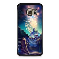 Tangled Art Samsung Galaxy S6 Edge case