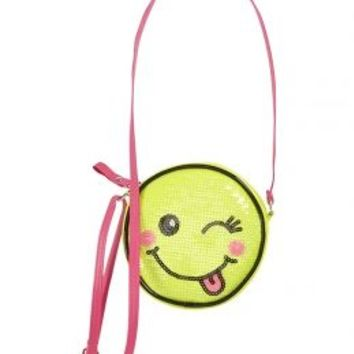 Crossbody Emoji Bag | Girls {category} {parent_category} | Shop Justice