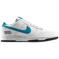 Nike Dunk Low (NFL Carolina Panthers) iD Men's Shoe