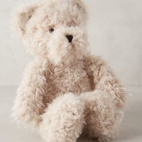 Cocoa Bear Stuffed Animal by Anthropologie Khaki One Size House & Home