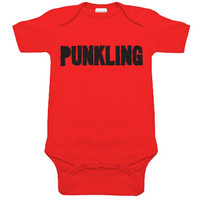 Punkling Red One Piece