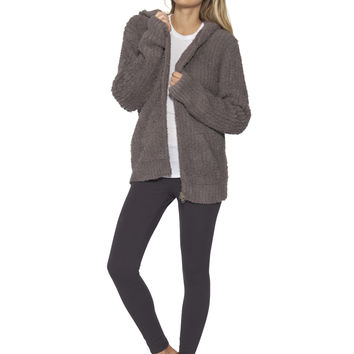 Barefoot Dreams® - CozyChic Adult Ribbed Hoodie